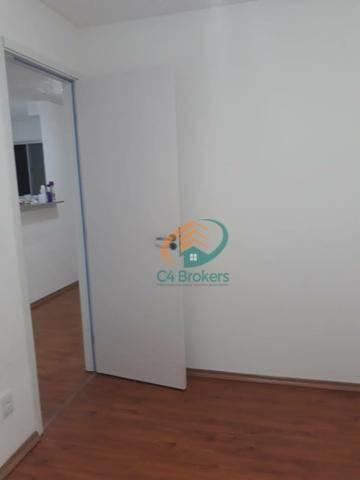 Apartamento com 2 dormitórios à venda, 44 m² por R$ 180.000,00 - Jardim Ansalca - Guarulho - Foto 11
