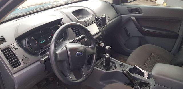 Ford Ranger XL 2.2 Mec Turbo Diesel 4x4 2015  - Foto 4
