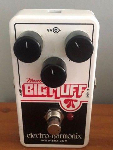Big Muff - pedal de guitarra - Electro Harmonix  - Foto 3