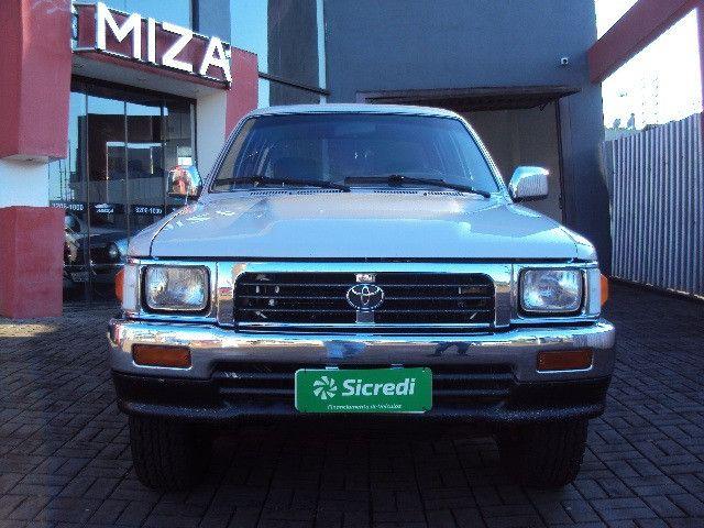 Hilux sr5 2.8 2001/01 diesel 4x4 completa reliquia !!!