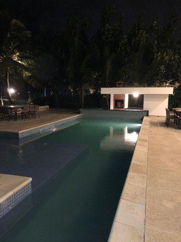 CM - Casa à beira mar em Paiva-PE, 1517m² com 4 suítes em condomínio - Foto 4