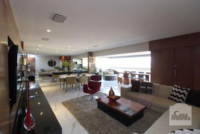 Apartamento à venda com 4 dormitórios em Santa lúcia, Belo horizonte cod:337032 - Foto 2
