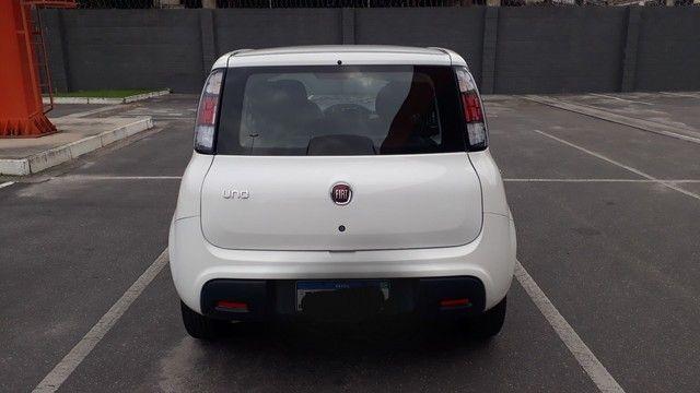 Fiat Uno 2019 completo  1.0 4 cilindros atractive  - Foto 5
