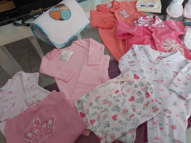 Kit bebê menina - Foto 5