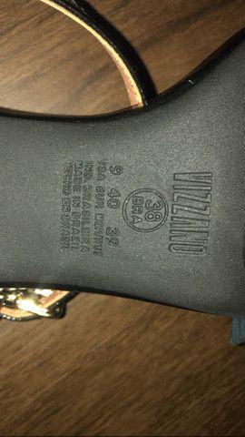 Sandália vizzano nova na caixa  - Foto 3