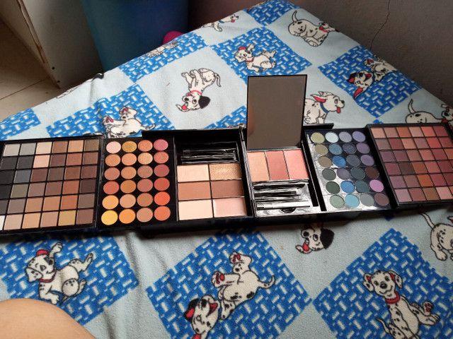 kit de maquiagem *flashback make b* - Foto 4