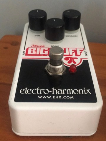 Big Muff - pedal de guitarra - Electro Harmonix  - Foto 4