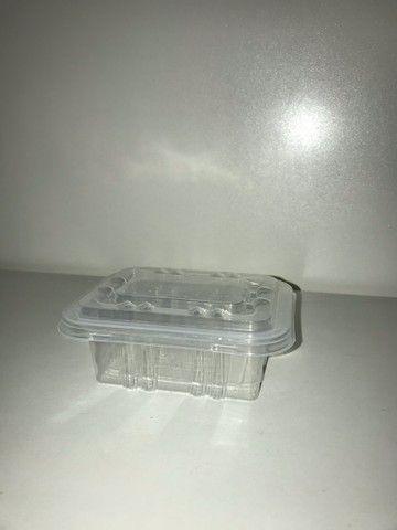 Pote de plástico recipiente  - Foto 3