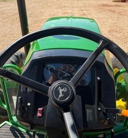 Trator John Deere JD5085E - Foto 4