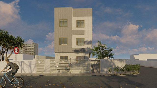 Apartamento no Bancários, 02 quartos com varanda - Foto 4