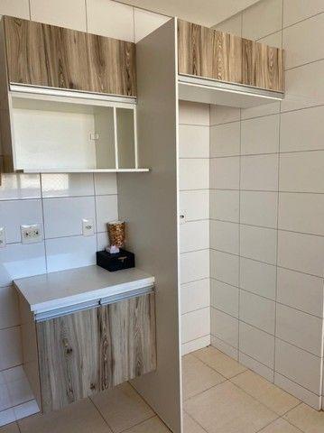 Apartamento com 3 quartos, churrasqueira e andar alto próximo ao Pantanal Shopping - Foto 8