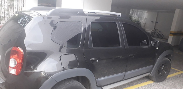Duster 2014, automatica, ANALISO troca por carro ou moto