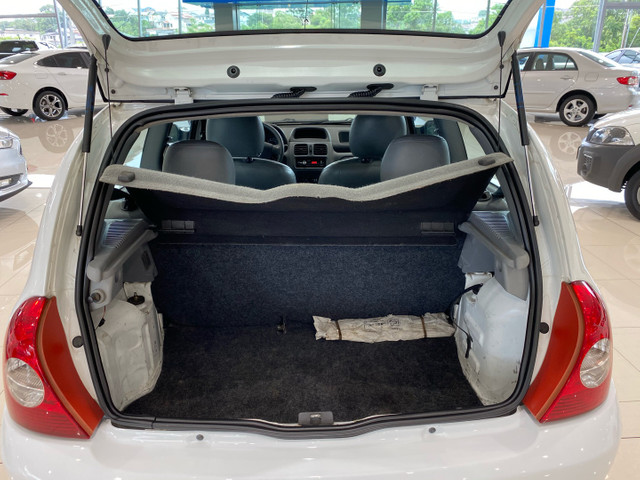 Renault Clio Completo 2 Portas 2011, Bancos Couro, Valor Repasse . - Foto 5