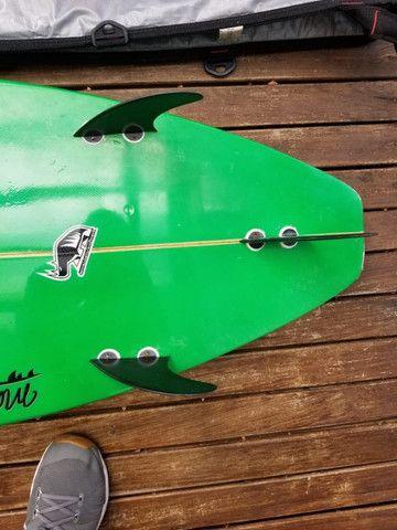 Prancha Surf Funboard - Foto 3