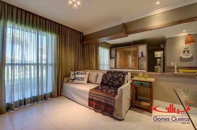 Apartamento todo MOBILIADO com 1 dormitório à venda, 39 m² por R$ 380.000 - Capuan - Cauca - Foto 13