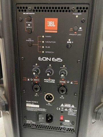 JBL Éon 615- 1000w RMS - Foto 3
