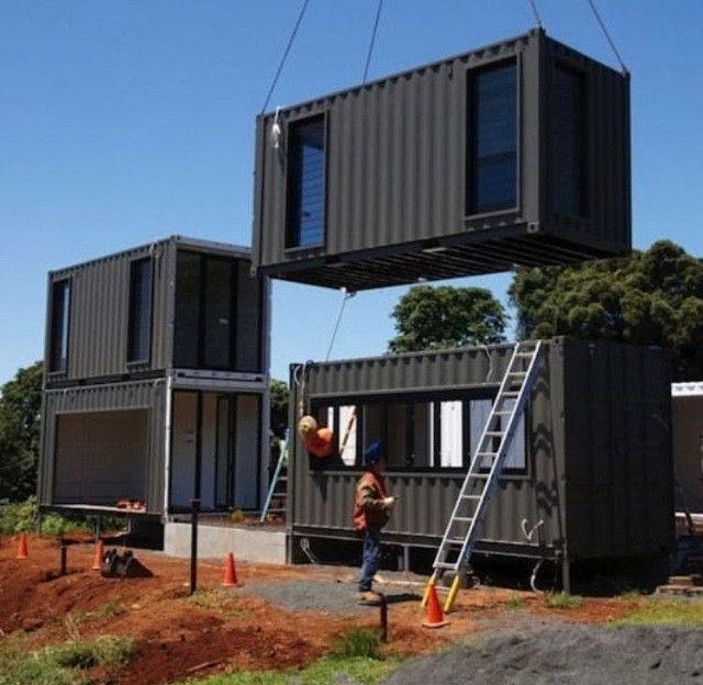 Contêiners - Usados, Fabricação / Construção - Foto 2