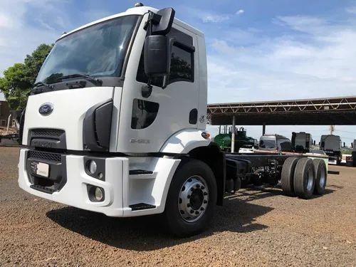 CAMINHÃO Ford Cargo 2423 Truck 2017<br><br>