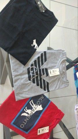 Camisas diversas marcas. - Foto 2
