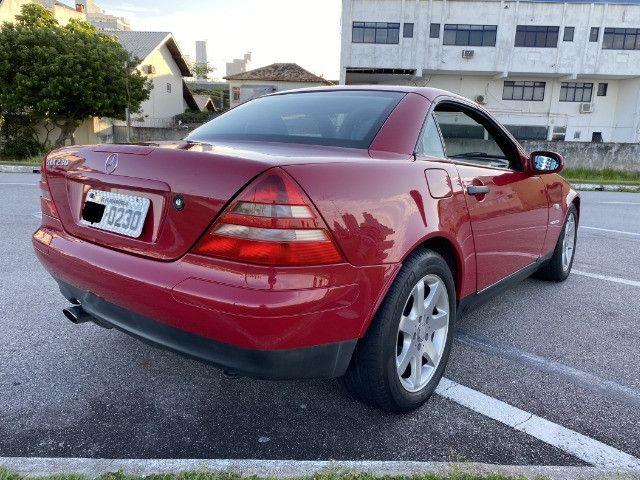 Mercedes SLK 230 - mecânica- vermelha - 1996/1997 - Foto 13