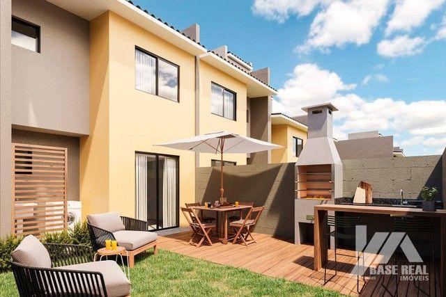 Sobrado à venda, 60 m² por R$ 169.900,00 - Jardim Carvalho - Ponta Grossa/PR - Foto 4