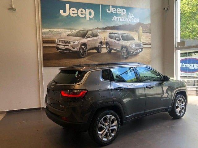 Jeep Compass Limited - 2021/2022 1.3 T270 Turbo Flex  AT6 - Foto 10