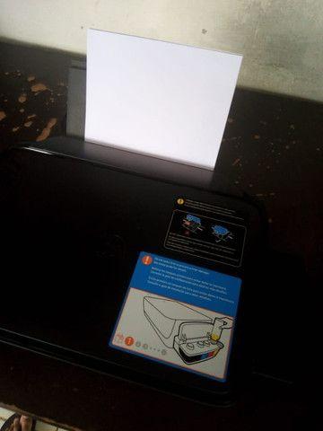 Impressora HP com buck original de fabrica e com wi-fi - Foto 3