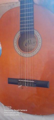 Violão e caixa cubo para violão  e guitarra  - Foto 3