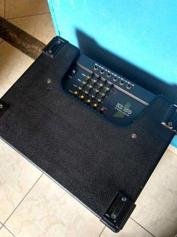 Caixa amplificada Staner KS150 4 canais - Foto 5