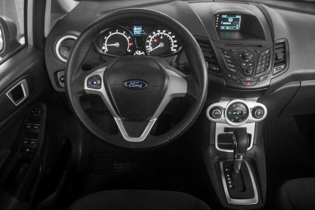 Ford Fiesta SEL 2017 Automático - Foto 7