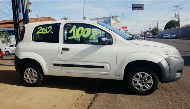 Uno vivace 2010 básico na promoção é na LUIZA automóveis  - Foto 5