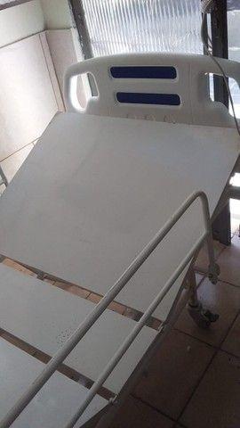 Cama hospitalar manual - Foto 5