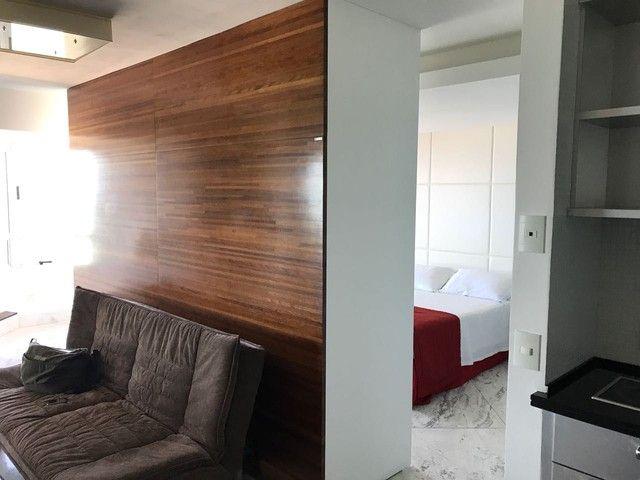 Alenuska creci-5186 - Venda - Flat c/ 1 quarto, 45 m² - R$ 360.000 - Petrópolis - Natal/RN - Foto 5