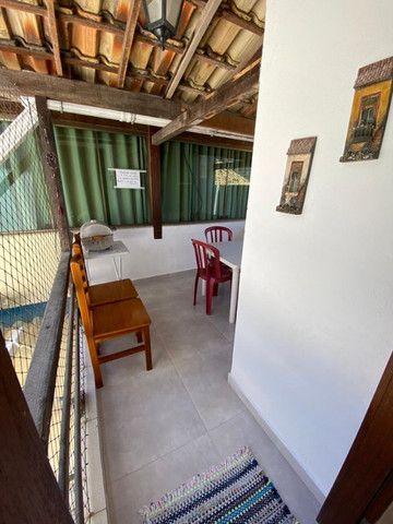 Casa ampla e muito aconchegante - 5 minutos a pé da Praia do Forte - Para até 10 pessoas - Foto 15