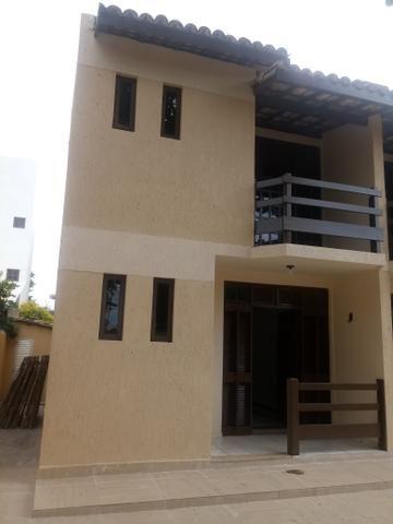 Village Duplex com varanda em condomínio fechado praia do flamengo