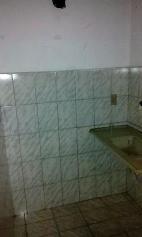 Alugo uma casa no Jardim Cruzeiro
