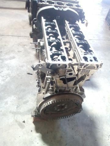 Motor parcial Citroen C4 2.0 á base de troca