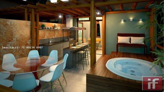Casa de condomínio à venda com 3 dormitórios em Imbassaí, Mata de são joão cod:371 - Foto 9