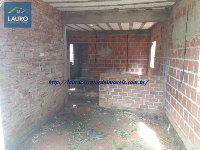 Vende-se casa na Lajinha em Construção - Foto 7