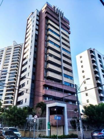 AP1269 Edifício New Port, apartamento com 3 suítes, 3 vagas, Aldeota, próximo o BNB