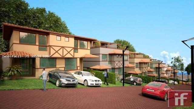 Casa de condomínio à venda com 3 dormitórios em Imbassaí, Mata de são joão cod:371 - Foto 16