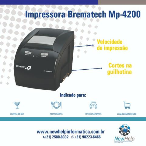 Driver impressora bematech mp-4200 th