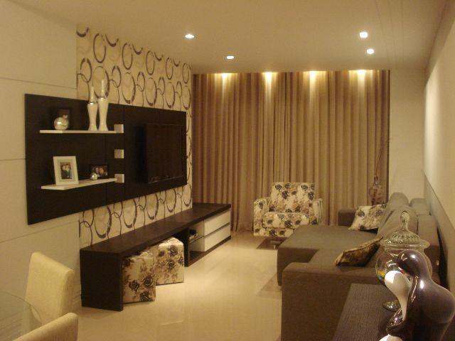 Lindo Apartamento em Campo Grande 2 Quartos