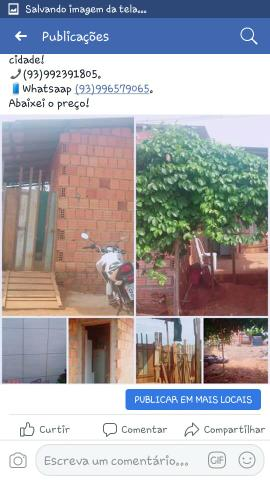 Vendo Casa 20 mil