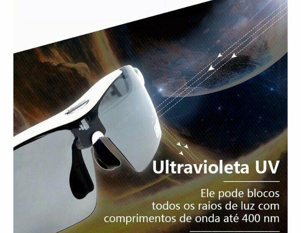 e75ee7049a8a8 Kit Óculos Rockbross 5 lentes Ciclismo   Corrida - Novo e Original ...