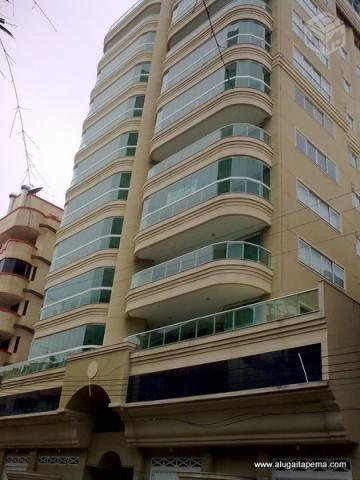 Apartamento 3 Quartos_ Meia Praia _ Vista para mar _ 2 vagas garagem - Foto 3