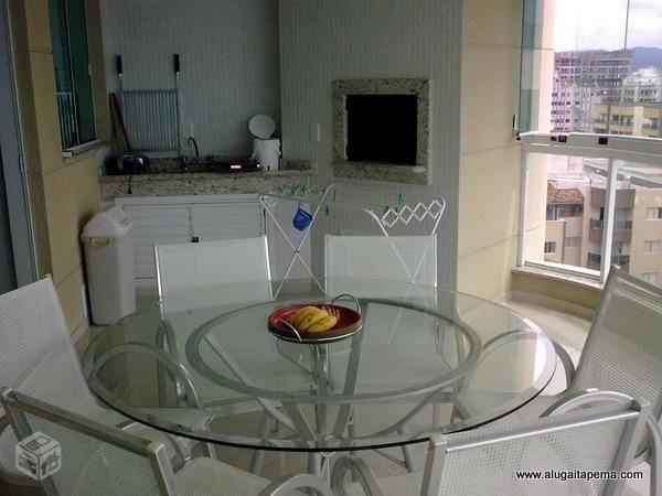 Apartamento 3 Quartos_ Meia Praia _ Vista para mar _ 2 vagas garagem - Foto 4