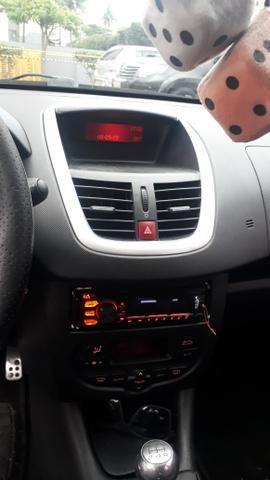 Peugeot 207 xs 1.6 top de linha exclusivo - Foto 5