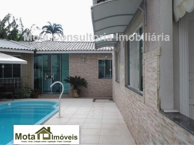 Mota Imóveis - Centro de Araruama Linda Casa 3 Qts com Piscina eÁrea Gourmet. CA-393 - Foto 15