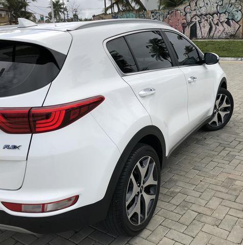 Kia Sportage EX 2.0, flex, 2018/2019